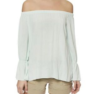 SANCTUARY OFF THE SHOULDER TOP
